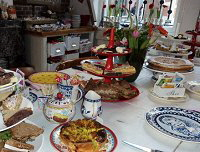 high tea workshop Tilburg